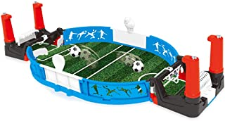 CBA BING Mini Tabletop Soccer Game Fun Portable Football Tabletops for Adults and Children for Games Rooms Arcades Bars Family Night