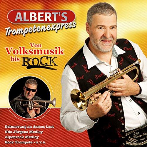 Von Volksmusik bis Rock; Udo Jürgens Medley; Im schönen Tannheimertal; Rock Trompete; Erinnerung an James Last; Mondlicht; Noi siamo Fratelli Moretti; Frauen