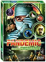 Pandemic: State of Emergency Expansion Board Game