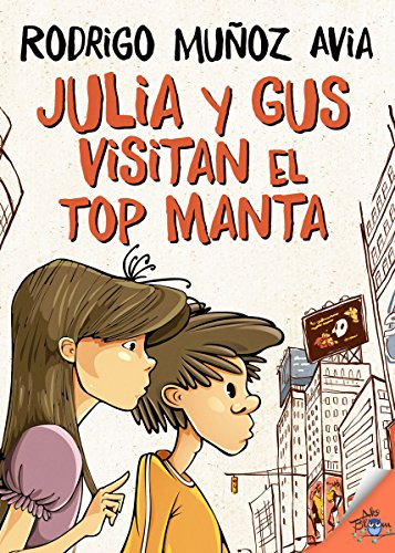 Julia y Gus visitan el top manta (Tucan Verde/Green Toucan)