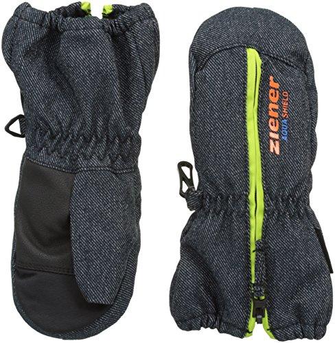 Ziener Baby LANGELO AS MINIS glove Ski-handschuhe / Wintersport | wasserdicht, atmungsaktiv, denim (denim),...