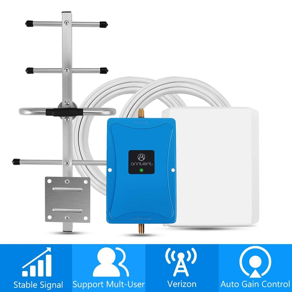 ANNTLENT Signal Booster 700MHz Repeater