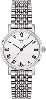 Tissot Stainless Steel Silver Watch For Women - T109.210.11.033