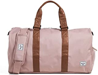 Herschel Supply Co. Novel Mid-Volume Duffel Bag, Ash Rose, One Size