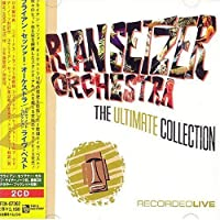 Very Best of the Bso Live by Brian Orchestra Setzer (2004-02-01)