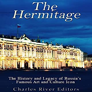 The Hermitage Museum audiobook cover art