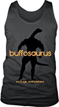 Buffosaurus - Men's Funny Athletic Fitness Work Out Tank