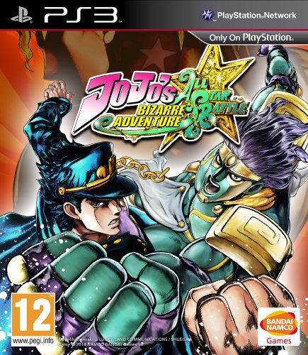 Jojo's Bizarre Adventure: All Star Battle