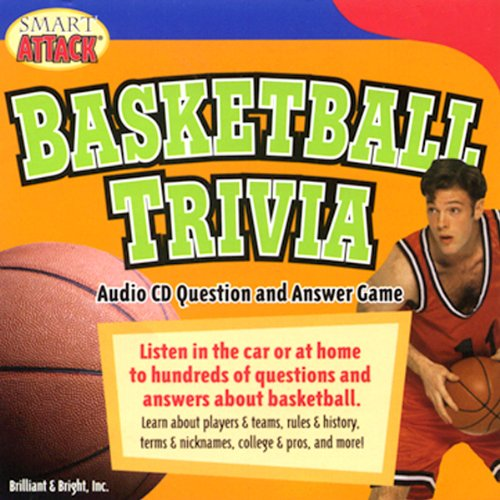 Smart Attack Basketball Trivia cover art