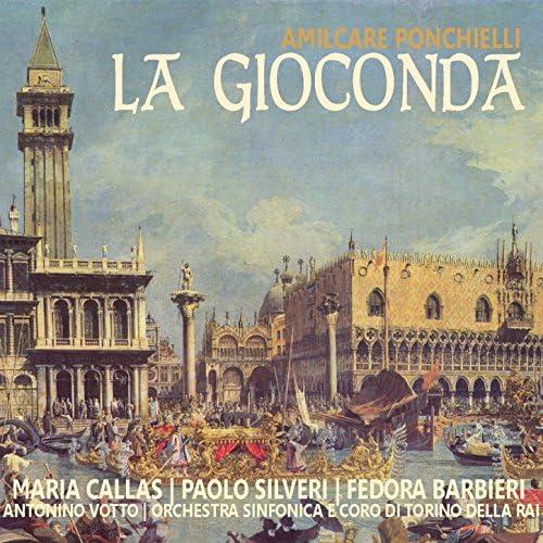 マリア・カラス, Paolo Silveri, フェドーラ・バルビエリ & Orchestra Sinfonica e Coro di Torino della RAI