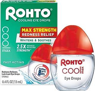 Rohto Maximum Redness Relief (9842)