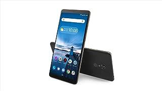 Lenovo TAB V7 PB-6505M Tablet, Qualcomm-SNAPDRAGON 450, 6.9 Inch, 64 GB, 4GB RAM, Android 9.0 Pie, ONYX BLACK