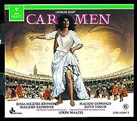 Bizet - Carmen / Migenes, Domingo, Raimondi, Esham, Lafont, Watson, Le Roux; Maazel (1984 film)