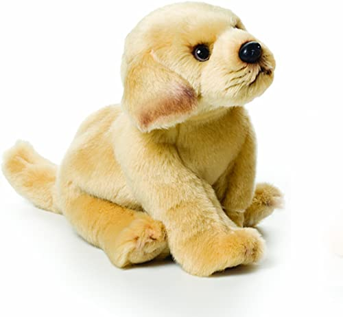 todos los bienes son especiales Nat and Jules amarillo Labrador Plush Toy, Toy, Toy, Small by Nat and Jules  moda