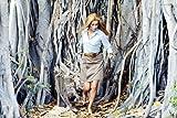 Poster Catherine Deneuve in Forrest 60 x 90 cm