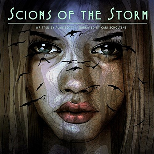 Scions of the Storm audiobook cover art