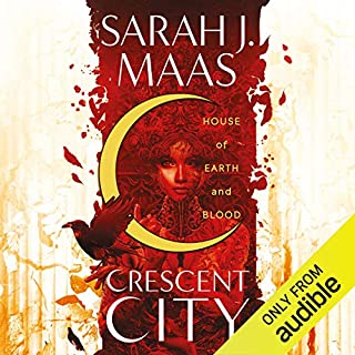 House of Earth and Blood cover art