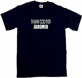 Thank God For Jaromir Women's Babydoll Tee Shirt