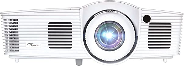 $882 Get Optoma HD39DARBEE 1080p High Performance Home Theater Projector | Darbee Image Processor for Super Sharp Movies and Games | Bright 3500 Lumens | Large 1.6 Zoom and Vertical Keystone