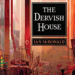 The Dervish House cover art