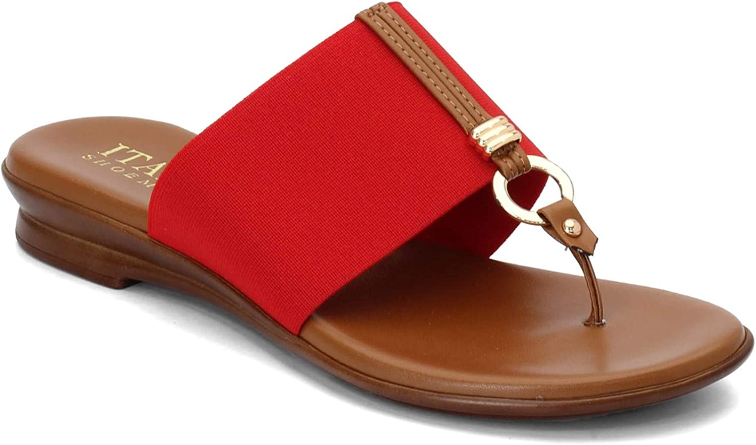 Italian Shoemakers Inventory cleanup selling sale Women's Selah Tulsa Mall Thong Sandal