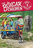The Detour of the Elephants (The Boxcar Children Great Adventure Book 3) (English Edition)