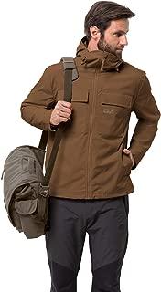 Jack Wolfskin Men's Summer Storm Windproof Jacket 100% PFC Free
