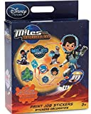 Disney Junior Miles From Tomorrowland Miles From Tomorrowland Stickers [Paint Job]
