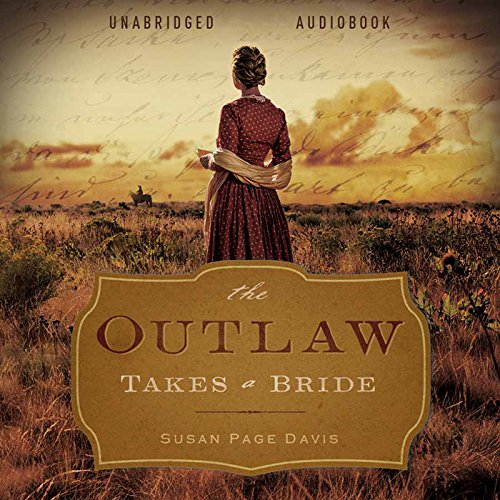 The Outlaw Takes a Bride audiobook cover art