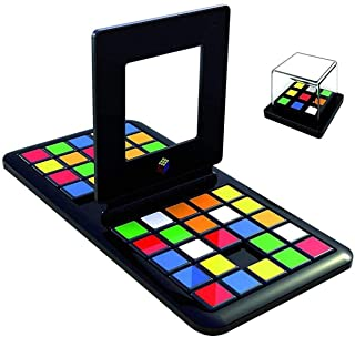 Rubic's Race Game, Shape Matching Fun Board Game for Challenges, Intelligence Games for Adults and Kids, Board Games for F...