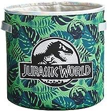 Jurassic World Round Storage Bin, Green