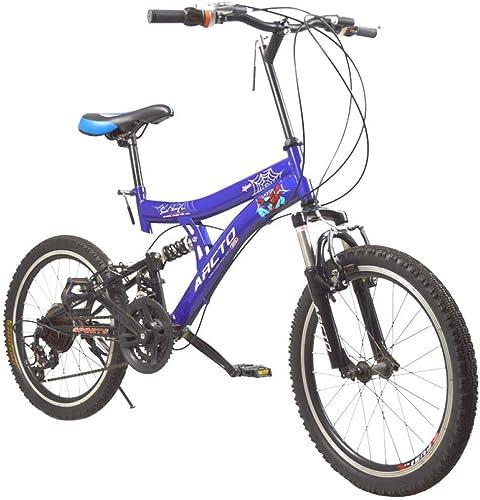 Envío rápido y el mejor servicio XHLJ Bicicleta para Niños, Niños, Niños, 20 Pulgadas, 21 Velocidades, Bicicleta De Montaña para Estudiantes, Doble Freno, Absorción De Súper Golpes  perfecto