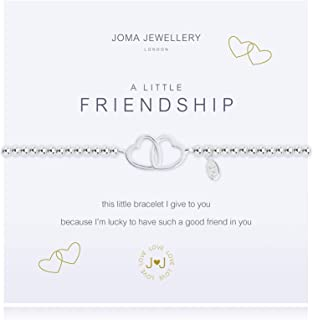 Joma Jewellery A Little Friendship Bracelet | for A True Friend to Show You Care