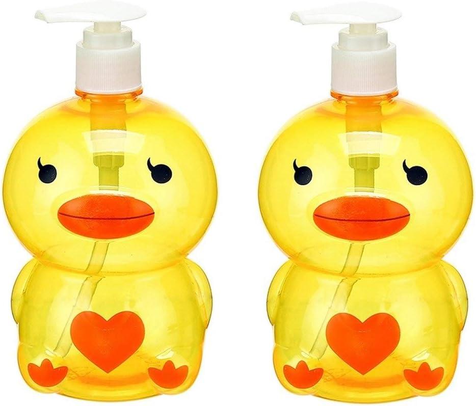 soap dispenser bathroom 500 Ml Dispenser All stores are sold Portable Soap Ranking TOP8 Duck Cute