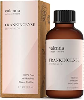 Valentia Frankincense Essential Oil 4 Ounce