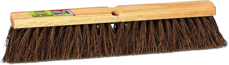 Direct stock discount Unvert Indoor Outdoor New arrival Broom Head Duty Heavy Bl Hardwood –