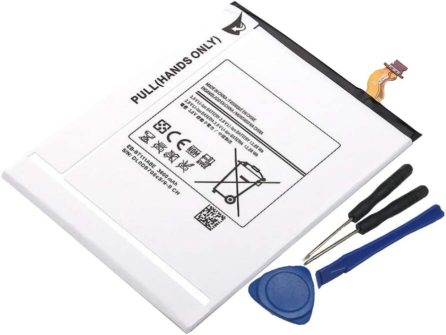 Tesurty Replacement Battery for New product Samsung Galaxy TAB T 70% OFF Outlet 7.0