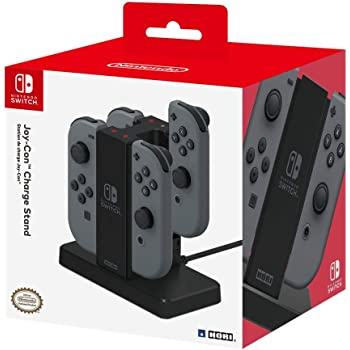 HORI Nintendo Switch Joy-Con Charge Stand by HORI Officially Licensed by Nintendo