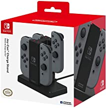 Hori - Multicargador Joy-Con (Nintendo Switch)
