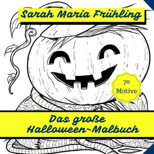 Das große Halloween-Malbuch