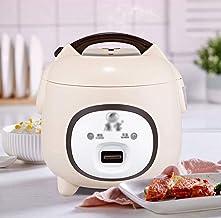 Mini Huishoudelijke Rijstkoker Student Rijstkoker Slaapzaal Single Hot Pot Multifunctionele soep Pot Automatische constant...