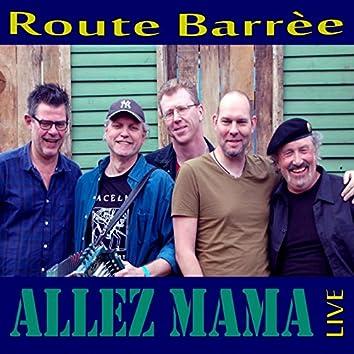 Route Barrèe (Live Version)