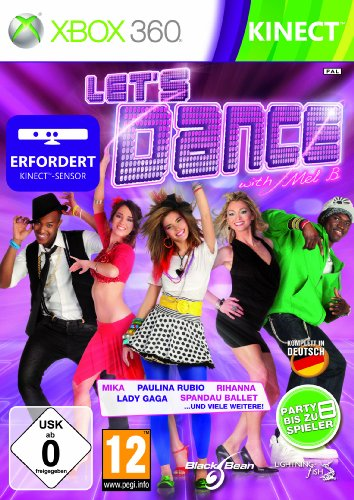 Let's Dance with Mel B (Kinect erforderlich)
