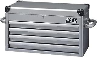 KTC(ケーテーシー) トップチェスト 4段4引出し シルバー EKR-1004 (2015 京都機械工具 企画商品)