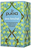 Drei Fenchel PUKKA Tee BIO 4 Packungen à 20 Teebeutel