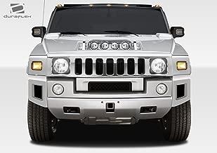 hummer h2 front bumper extensions