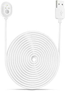 HOLACA 20ft/6m Cable for Arlo Ultra/Arlo Pro 4/ Pro 3 Weatherproof Outdoor or Indoor Magnetic Cable Continuously Charging ...