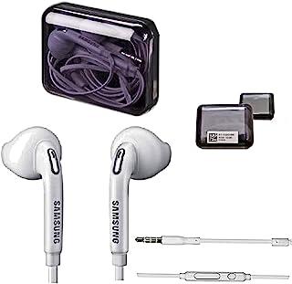 Samsung Téléphone Portable stéréo Premium Casque dans la boîte Jewel..