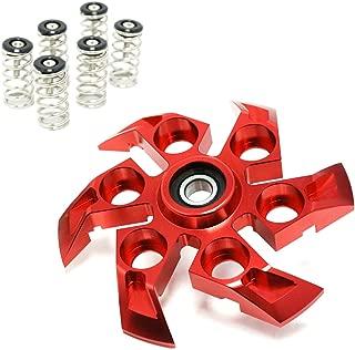 For Ducati Monster 600 750 Multistrada 1000 1100 S SuperSport Red Black Billet XStorm Clutch Pressure Plate Springs 1 Se