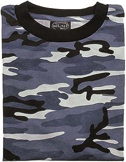 EE.UU. Camiseta Ligero Camuflaje